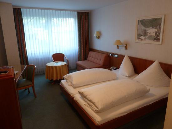 Hotel Zum Schiff: Große Zimmer