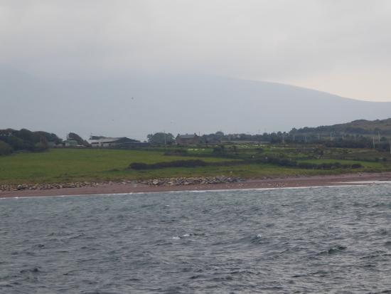 Cloghane, Irlanda: The house from Brandon Bay