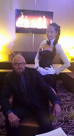 Kharkiv Palace Premier Hotel: Bar !