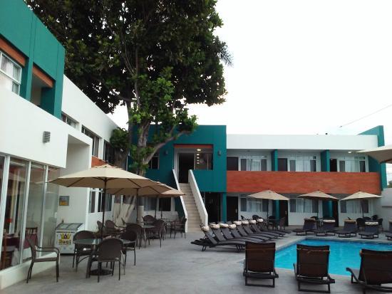Hotel Cortez: Piscina