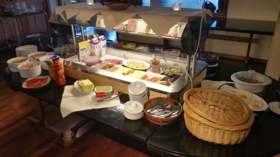 Sorkjosen, Νορβηγία: Elendig frokost