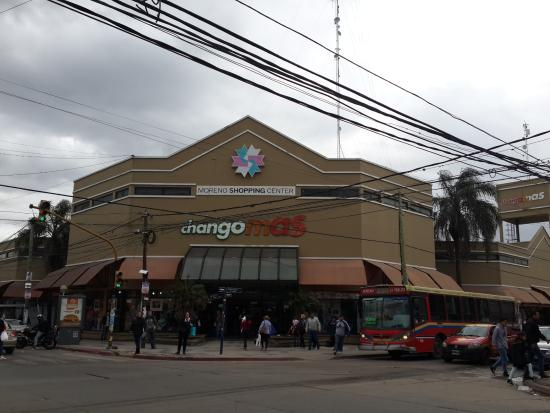 ‪Moreno Shopping Center‬