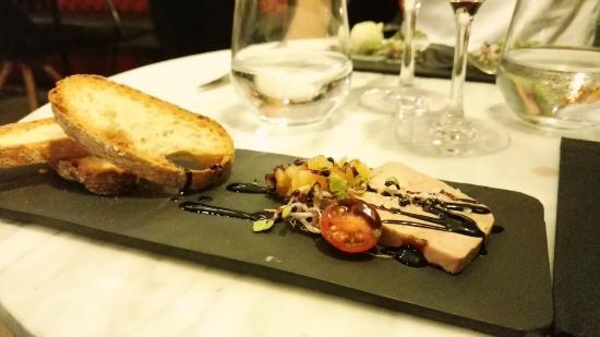 La prudencia del raval: Foie gras
