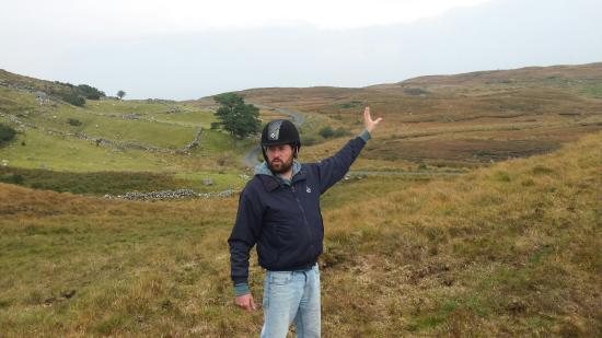 Oughterard, Irlanda: Knockillaree Riding Centre