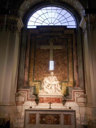 Собор Святого Петра: интерьер собора