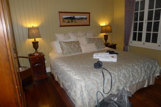 Branell Homestead Bed and Breakfast: La petite chambre
