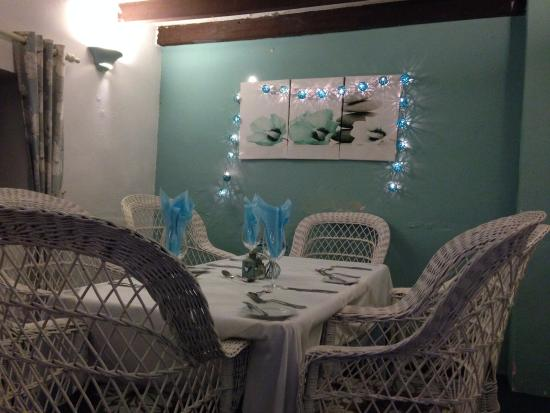 Picture of patio de la fuente calpe - Fuente para patio ...