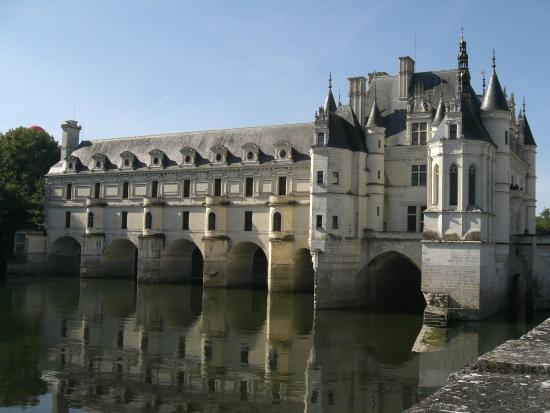 Fondettes, Frankrig: Chateau Chenonceau