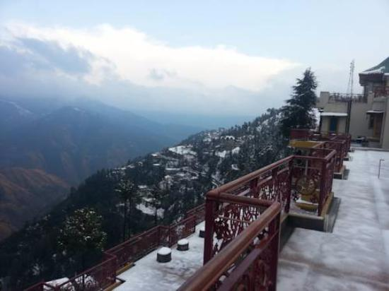 Aapo Aap Home Stay: Terrace portion