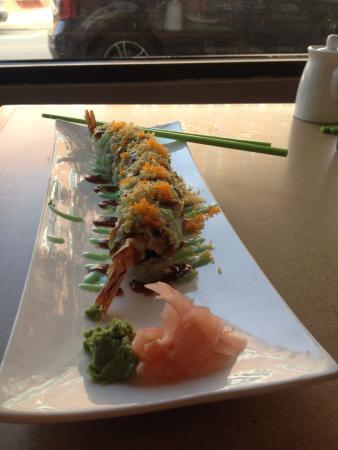 Koreana Japanese Restaurant : Ocean Roll