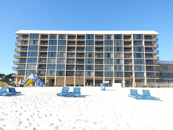 Condo View From The Ocean Side