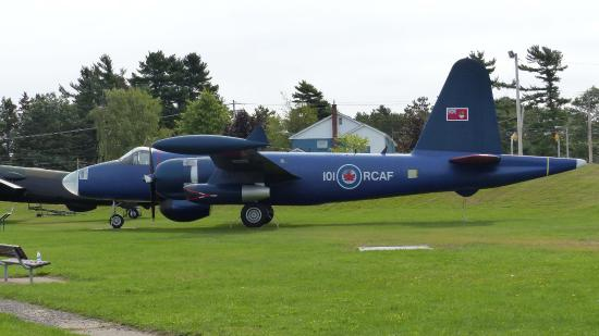 Kingston, Kanada: Lockheed Neptune