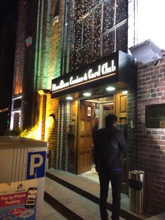 The Fitzwilliam Casino & Card Club: Street view...