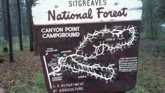 canyon point campground reviews forest lakes az tripadvisor