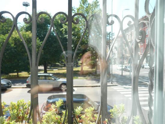 Hotel Florence: Vista dalla finestra