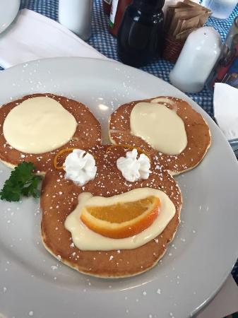モケスハワイ, Mickey!
