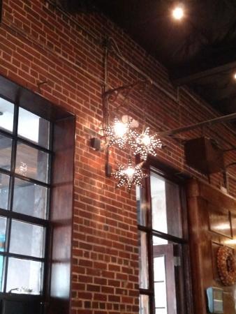 La Palapa Grill & Cantina: Interior