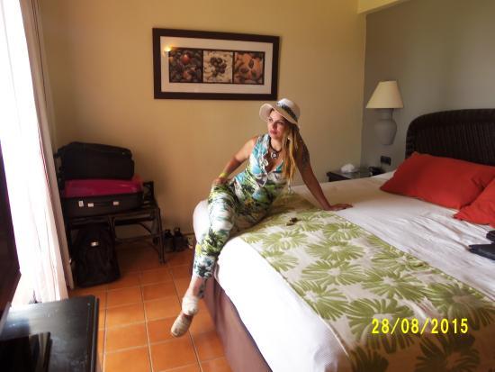 Bavaro Punta Cana Residences : Quarto do Resort