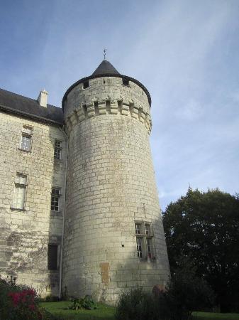 Usseau, Frankrig: La tour