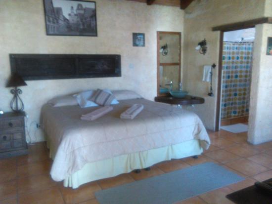 Hotel EuroMaya Suites: dormitorio