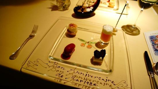 Chez Matsuo: 食事
