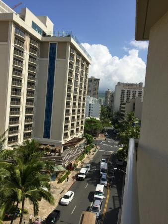 View Picture Of Wyndham At Waikiki Beach Walk Honolulu Tripadvisor