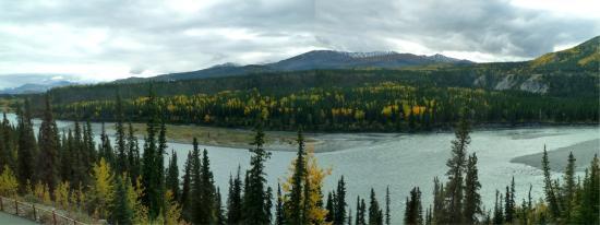 Denali Princess Wilderness Lodge: Panorama