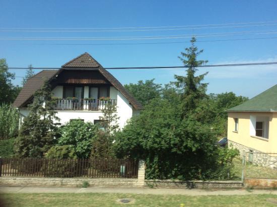 Брно, Чехия: Outside of home