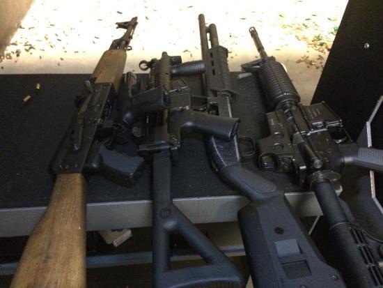 machine gun america orlando prices