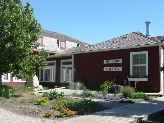 Rosthern Station Tea Room