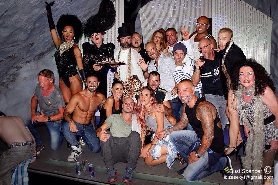 amphora gay club ibiza