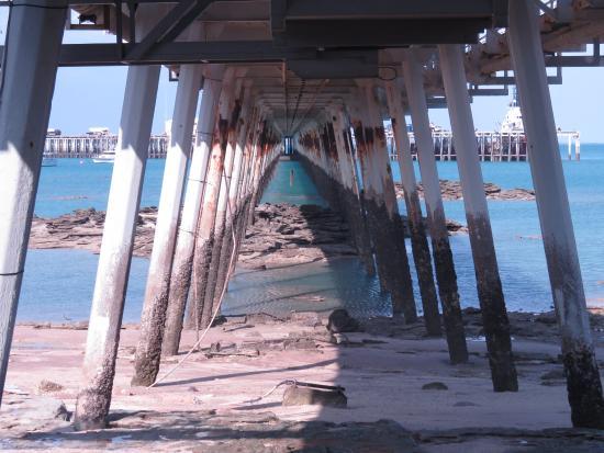 Broome Deep Water Wharf & Jetty: Broome deep water jetty