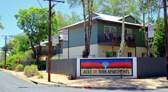 Photo of Alice On Todd Apartments Alice Springs