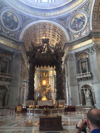 Собор Святого Петра: St Peter's Basilica