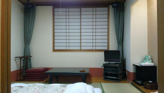 Terume Kanazawa : 和室