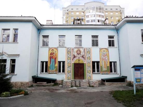 The Church of St. Stephen Velikopermskiy