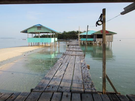 Balabac, Filipinler: walk barefoot here at night, it is cool