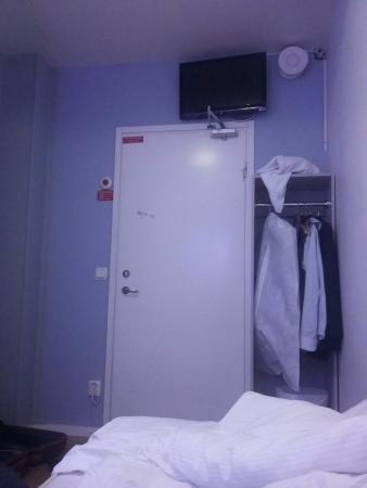 Mosebacke Hostel: Rooms