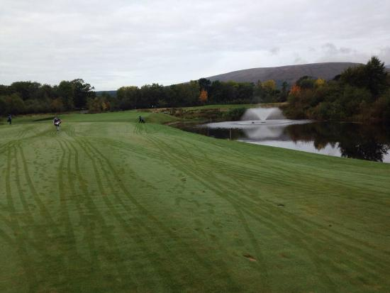 Great challenging course,well maintained and beautiful scenery