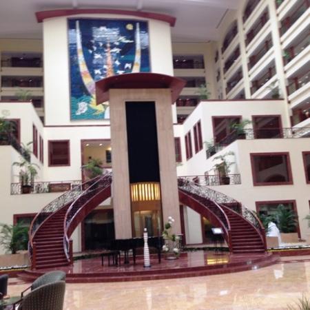*Enter your description hereInterior of Hotel