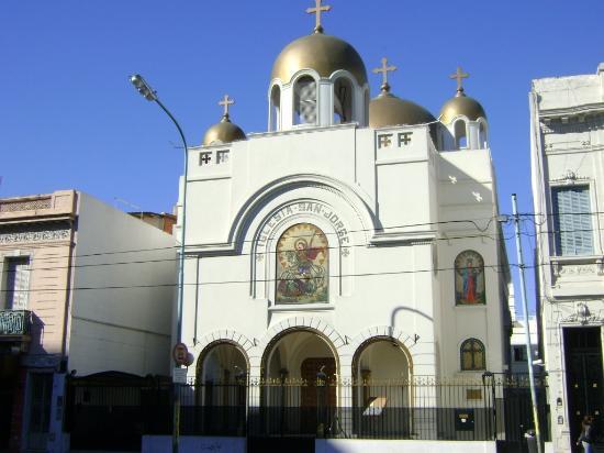 Catedral Ortodoxa Antioqueña de San Jorge