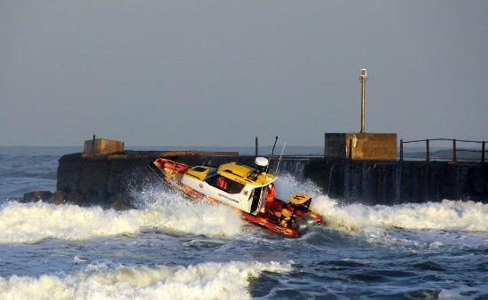 The Lookout Guest House: The NSRI on a Mission