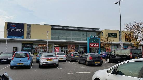 Donnington, UK: It is what it is....