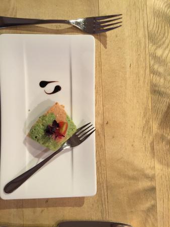 Schwab's Restaurant: Amuse bouche from Chef
