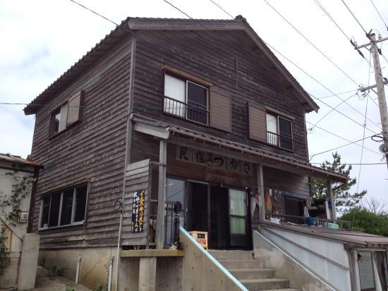 Hegura Island: 舳倉島の民宿