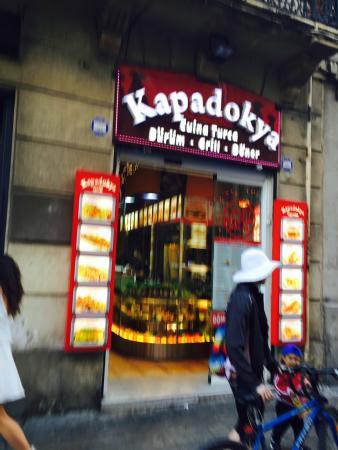 Kapadokya barcelona carrer de la fusteria 6 8 barrio - Fusteria barcelona ...
