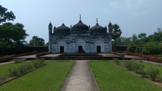 Tomb of Siraj-ud-Daulah