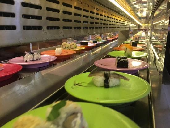 Kyoto Running Sushi Regensburg