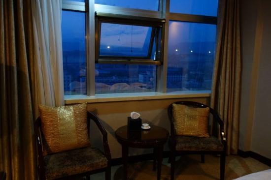 Changxing International Hotel : 長信国際酒店客室