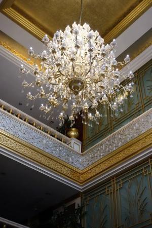 Changxing International Hotel : 長信国際酒店ロビー